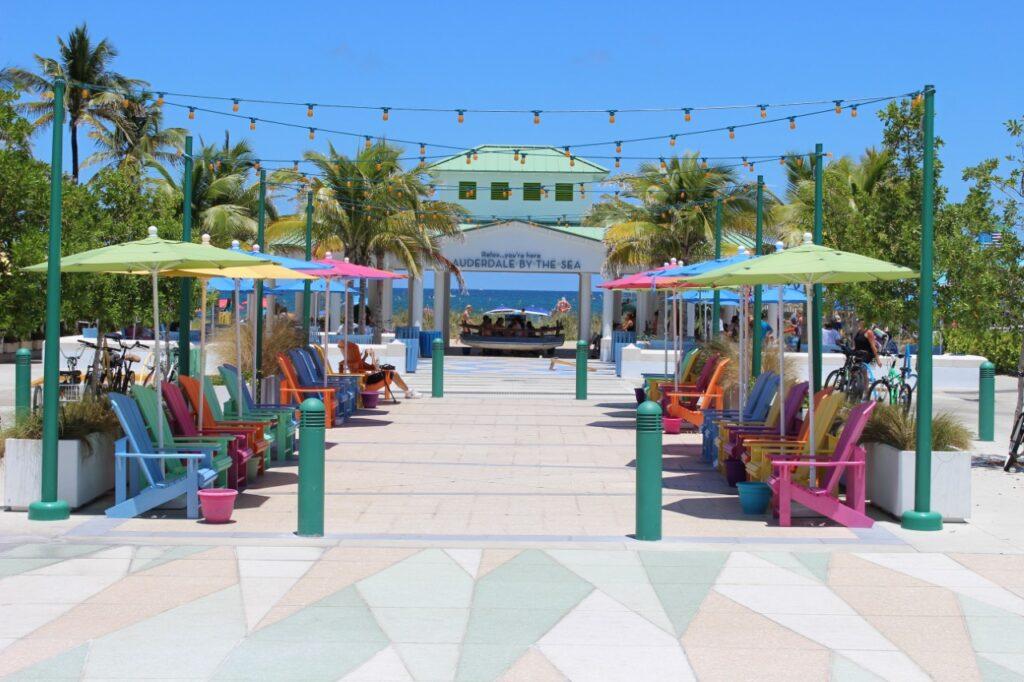 Hyrsemesterhus Florida Santa Barbara Strand